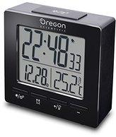 Oregon Scientific RM511 Radio Controlled Alarm Clock, Black