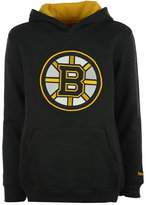 Reebok Boys' Boston Bruins Prime Logo Hoodie