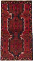 Ecarpetgallery eCarpet Gallery 136368 Hand-Knotted Bahor 3' x 6' 100% Wool Traditional Area Rug