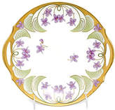 One Kings Lane Vintage French Porcelain Cake Plate