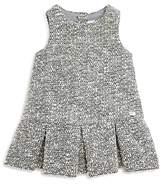 Tartine et Chocolat Girls' Sleeveless Tweed Dress - Baby