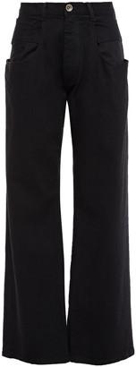Maison Margiela High-rise Wide-leg Jeans