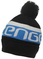 Slazenger Kids Golf Bobble Hat Junior Warm Fine Knit