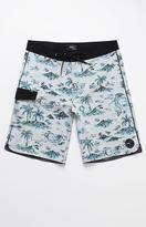 "Vans Mixed Scallop Mermaid 20"" Boardshorts"