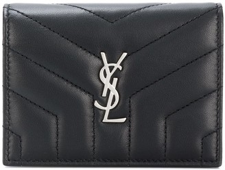 Saint Laurent LouLou tiny wallet
