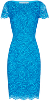 Diane von Furstenberg Ainsley Corded Lace Dress