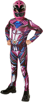 Rubie's Costume Co Power Rangers Pink Ranger Dress Up Costume