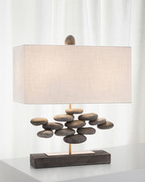 John-Richard Collection John Richard Collection River Rock Accent Lamp