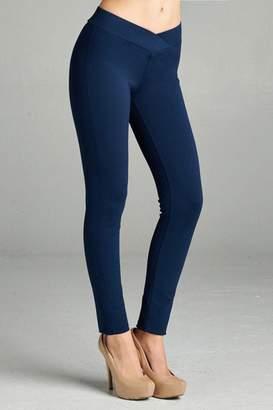 Active Basic Skinny Ponte Pants