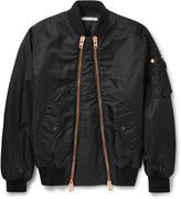 Givenchy - Slim-fit Shell Bomber Jacket