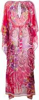 Etro belted caftan - women - Silk - S