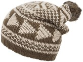 Woolrich Geometric Slouchy Hat (For Women)