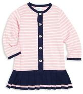 Florence Eiseman Toddler's & Little Girl's Pleated Hem Sweater Dress