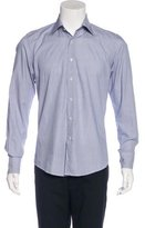Balmain Interfit Striped Shirt