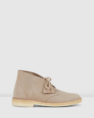 Clarks Desert Boots 3 - Women's