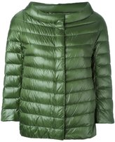 Herno padded jacket - women - Cotton/Feather Down/Polyamide/Polyimide - 42