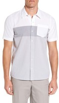 Travis Mathew Men's Travis Matthew Valdez Short Sleeve Sport Shirt