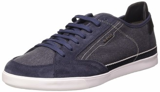 Geox Men's U WALEE A Low-Top Sneakers