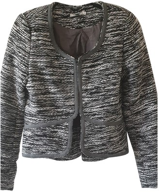 By Zoé Grey Wool Jacket for Women