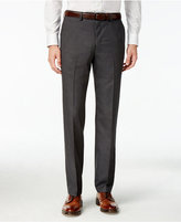 MICHAEL Michael Kors Men's Slim-Fit Gray Heather Dress Pants