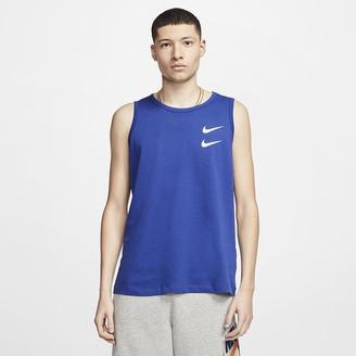 Nike Men's Tank Sportswear Swoosh