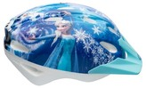 License Bell Disneys Frozen Child Bike Helmet - Blue
