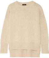 Theory Karenia Cashmere Sweater - Beige