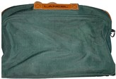 Lancel Green Synthetic Travel bags