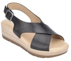 Easy Spirit Kamila Wedge Sandals Women's Shoes