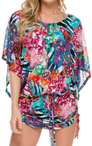 Luli Fama South Beach Dress In Multicolor (L508968)