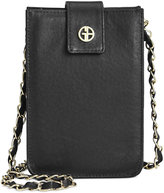 Giani Bernini Nappa Leather Smartphone Crossbody