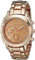 XOXO Women's XO5568 Rosegold-Tone Bracelet Analog Watch