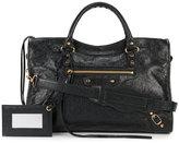 Balenciaga Classic City shoulder bag - women - Leather - One Size