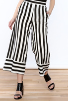 Do & Be Stripe Wide Leg Pant