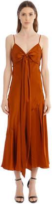 Nicholas Sabine Dress in Copper