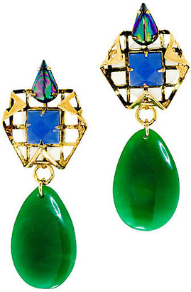 One Kings Lane Shunyuan Drop Earrings