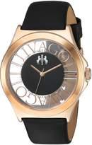 Jivago Women's 'Fun' Swiss Quartz Stainless Steel Casual Watch, Color: (Model: JV8431)