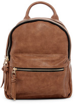 Urban Expressions Ace Vegan Leather Backpack
