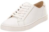 Frye Gemma Leather Low Top Sneaker