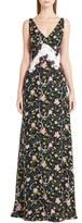 Emilio Pucci Women's Print Silk Georgette Gown