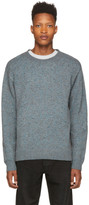 John Elliott Blue Clarkson Sweater