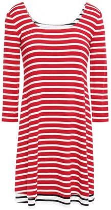 Bailey 44 Layered Stretch-jersey Mini Dress