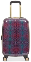 """CLOSEOUT! Aimee Kestenberg Ivy 20"""" Carry-On Expandable Hardside Spinner Suitcase"""