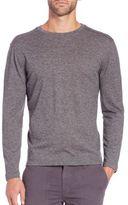 J Brand Dario Marled Sweater
