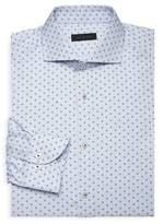 MODERN Hashtag Button-Front Shirt