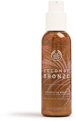 The Body Shop Coconut Bronze Shimmering Dry Oil