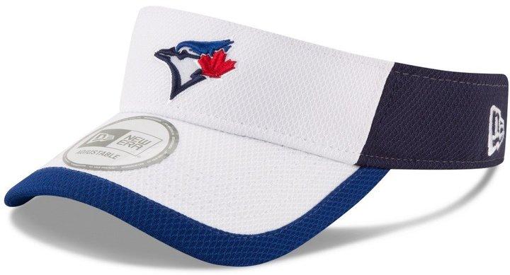 "New Era Toronto Blue Jays MLB ""Visor Block"" Performance Visor"