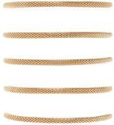 Forever 21 Cable Chain Bracelet Set