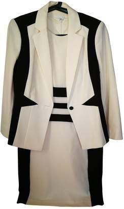 Calvin Klein White Polyester Jackets