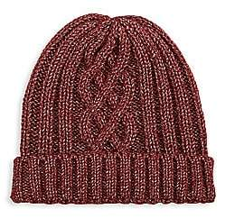 Nominee Men's Cable-Knit Beanie
